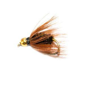 Coachman Wet Fly Goldhead