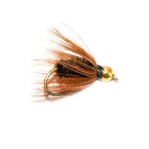 Wet Fly Goldheads