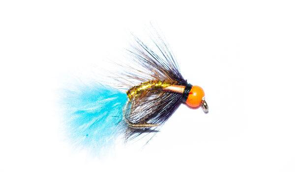 Hothead Kingfisher Snatcher