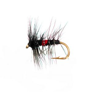 Bibio Dry Fishing Fly
