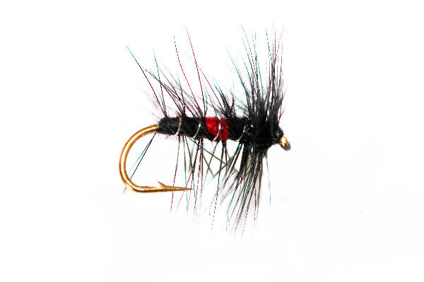 Bibio Dry Fishing Fly