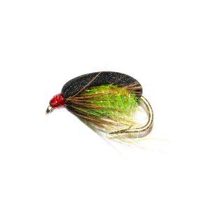 Coch Y Bonddu Beetle Bright Fluo Green