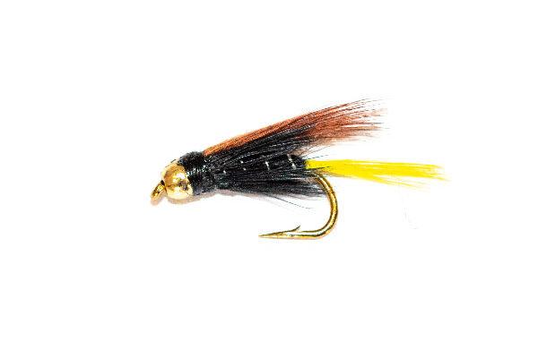 Connemara Black Goldhead