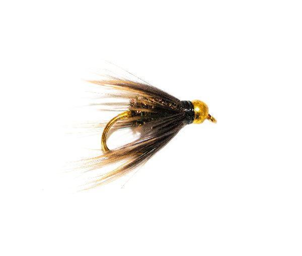 Greenwells Spider Wet Fly Goldhead