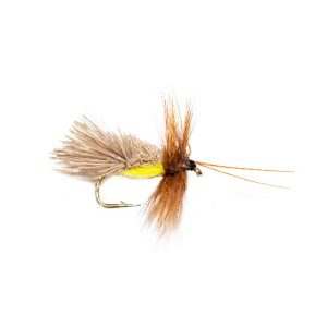 Horned Natural Goddard Yellow Belly Caddis Sedge