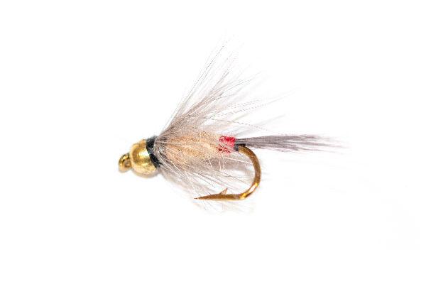 Iron Blue Dun Wet Fly Goldhead