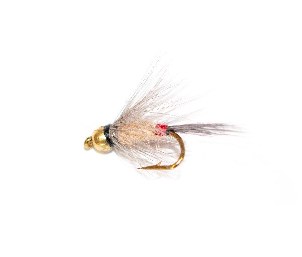 Iron Blue Dun Wet Fly Goldhead